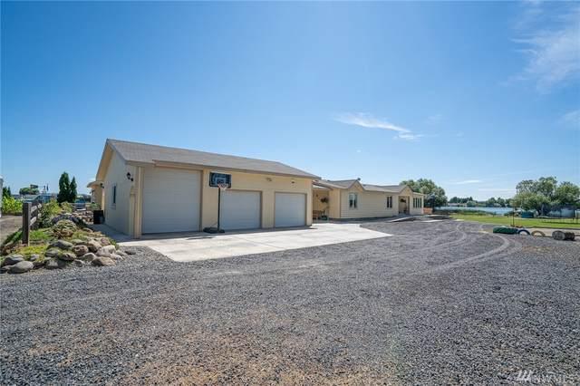 3526 NE Wild Goose Rd, Moses Lake, WA 98837 (MLS #1627930) :: Nick McLean Real Estate Group