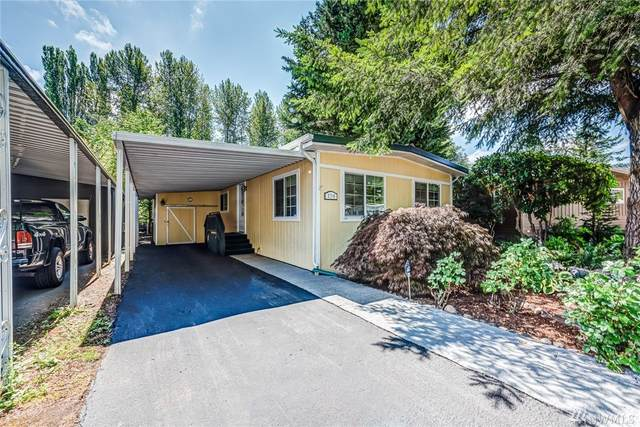18425 NE 95th St #134, Redmond, WA 98052 (#1627944) :: Ben Kinney Real Estate Team