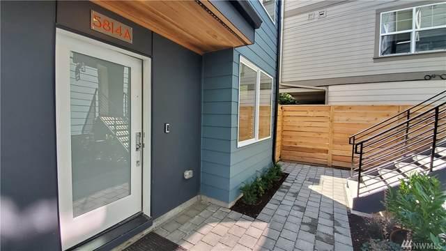 5814 Roosevelt Wy NE A, Seattle, WA 98105 (#1627999) :: Better Properties Lacey