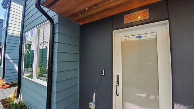 5814 Roosevelt Wy NE B, Seattle, WA 98105 (#1628007) :: Better Properties Lacey