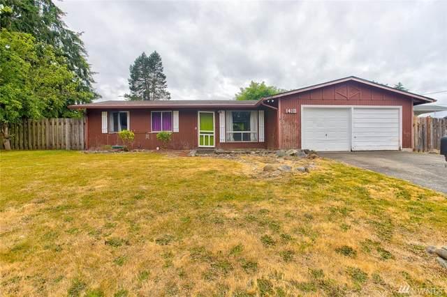1418 Maple Lane, Steilacoom, WA 98388 (#1628009) :: Ben Kinney Real Estate Team