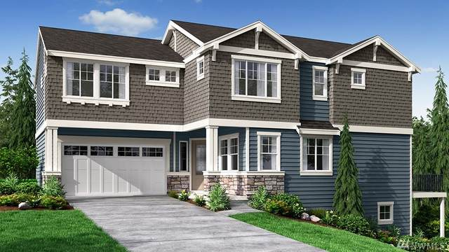 22399 SE 43rd (Lot 35) Place, Issaquah, WA 98029 (#1628025) :: Canterwood Real Estate Team