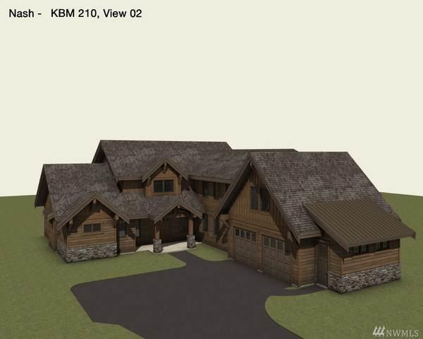 1341 Snowberry Lp, Cle Elum, WA 98922 (#1628124) :: Canterwood Real Estate Team