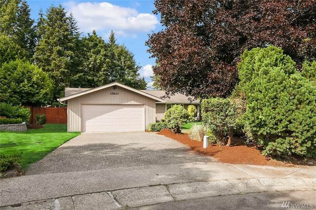 15820 NE 50th Ct, Redmond, WA 98052 (#1628207) :: Ben Kinney Real Estate Team