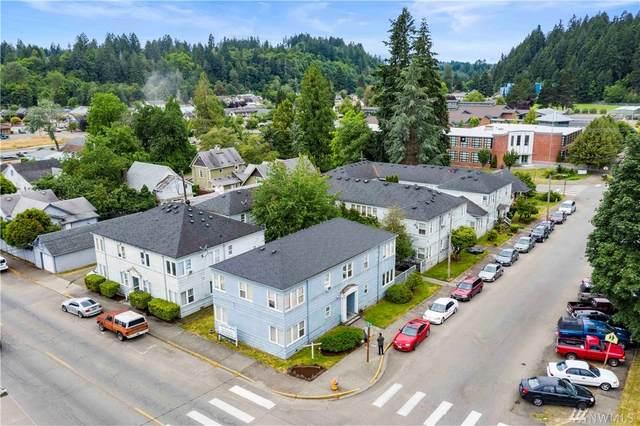 711 W Pine St, Shelton, WA 98584 (#1628248) :: Mike & Sandi Nelson Real Estate