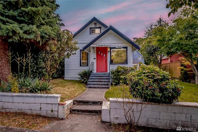 7308 26th Ave NW, Seattle, WA 98117 (#1628270) :: Northern Key Team
