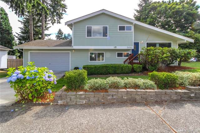 3681 SW 318th St, Federal Way, WA 98023 (#1628412) :: Ben Kinney Real Estate Team