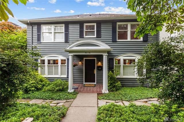 410 Wheeler St, Seattle, WA 98109 (#1628421) :: Alchemy Real Estate