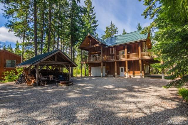 396 Kachess River Road, Easton, WA 98925 (#1628439) :: Better Properties Lacey