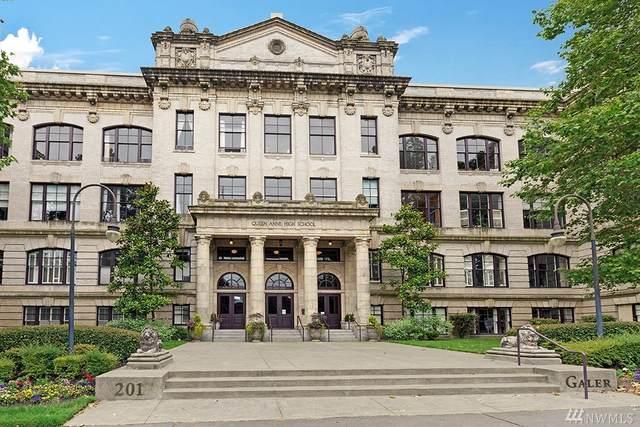 1400 2nd Ave N #295, Seattle, WA 98109 (#1628457) :: Alchemy Real Estate