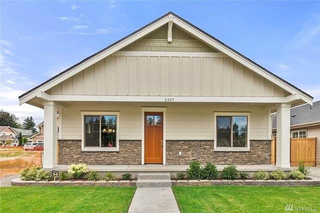 2207 Village St NE, Olympia, WA 98506 (#1628486) :: Ben Kinney Real Estate Team