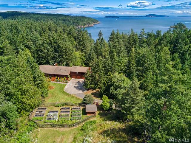 349 Rocky Bay Rd, San Juan Island, WA 98250 (#1628537) :: Ben Kinney Real Estate Team
