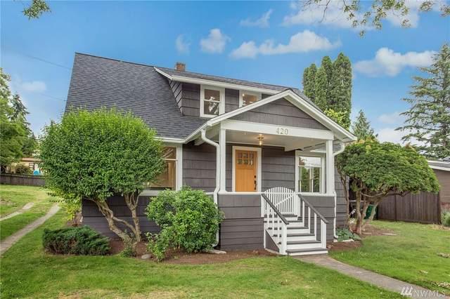 420 10th Ave, Kirkland, WA 98033 (#1628570) :: The Kendra Todd Group at Keller Williams