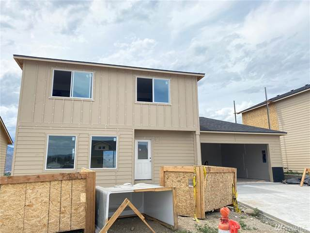 2239 S Mystical Lp, East Wenatchee, WA 98802 (#1628582) :: Ben Kinney Real Estate Team