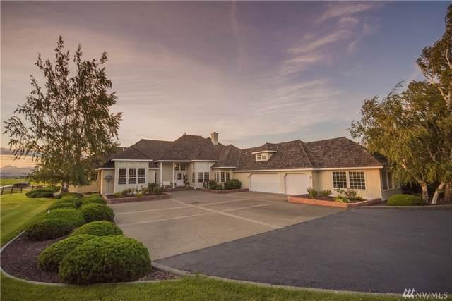 1570 Robinson Canyon Rd, Ellensburg, WA 98926 (MLS #1628839) :: Nick McLean Real Estate Group