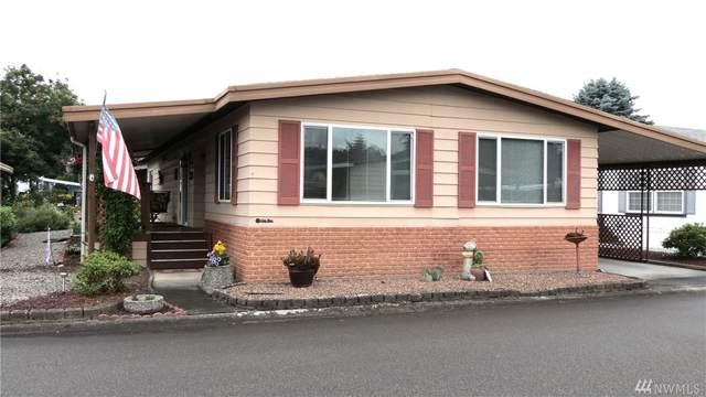 1402 22nd St NE #267, Auburn, WA 98002 (#1628902) :: KW North Seattle