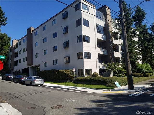 9710 5th Ave NE #105, Seattle, WA 98115 (#1628914) :: Real Estate Solutions Group