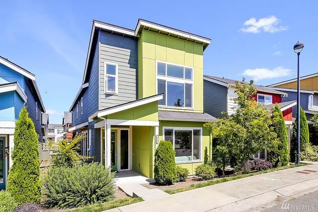 970 SW 97th St, Seattle, WA 98106 (#1628915) :: Ben Kinney Real Estate Team