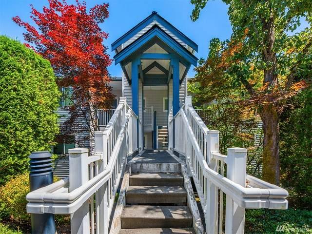 12740 NE 10th Place E105, Bellevue, WA 98005 (#1628927) :: Keller Williams Western Realty