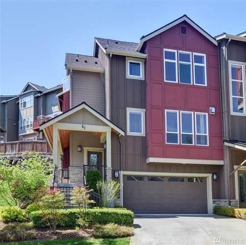 900 228th Ave NE 6 C, Sammamish, WA 98074 (#1628955) :: Ben Kinney Real Estate Team