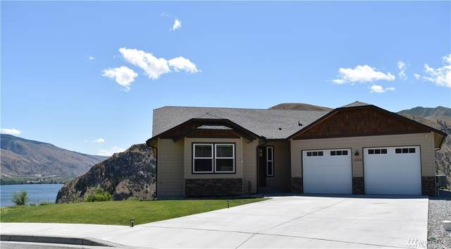 1024 Columbia Point, Entiat, WA 98822 (MLS #1629022) :: Nick McLean Real Estate Group
