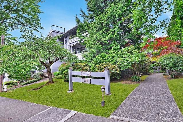 7930 SE 34th St #413, Mercer Island, WA 98040 (#1629026) :: Ben Kinney Real Estate Team