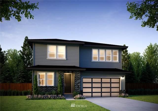 8319 NE 126TH (Homesite 2004) Place, Kirkland, WA 98034 (#1629060) :: Pacific Partners @ Greene Realty