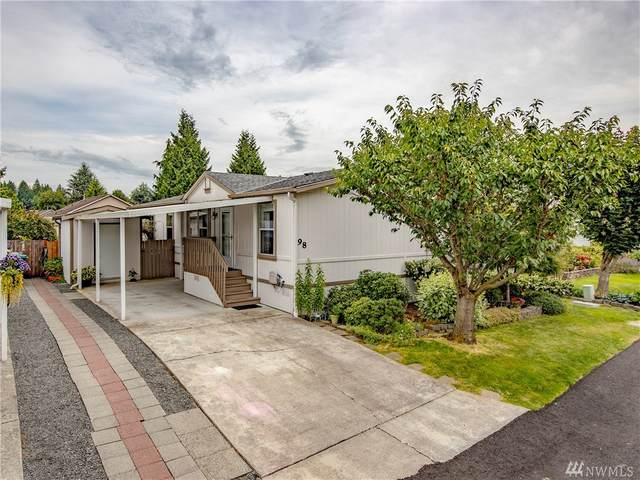 100th Street NE #98, Marysville, WA 98270 (#1629123) :: The Kendra Todd Group at Keller Williams
