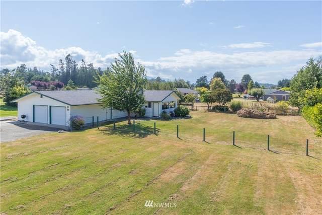 1011 Thornton Drive, Sequim, WA 98382 (#1629139) :: Mike & Sandi Nelson Real Estate