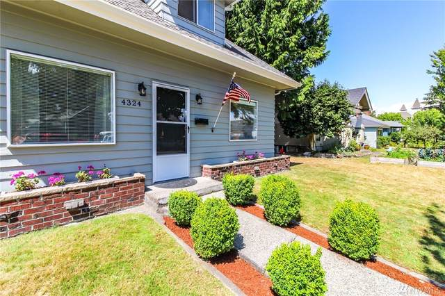 4324 S L Street, Tacoma, WA 98418 (#1629140) :: The Original Penny Team