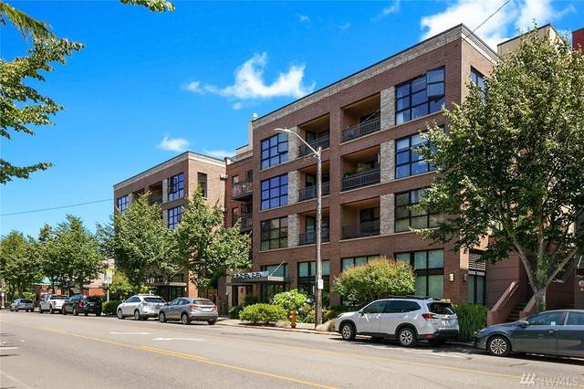 4116 California Ave SW #213, Seattle, WA 98116 (#1629182) :: Mike & Sandi Nelson Real Estate
