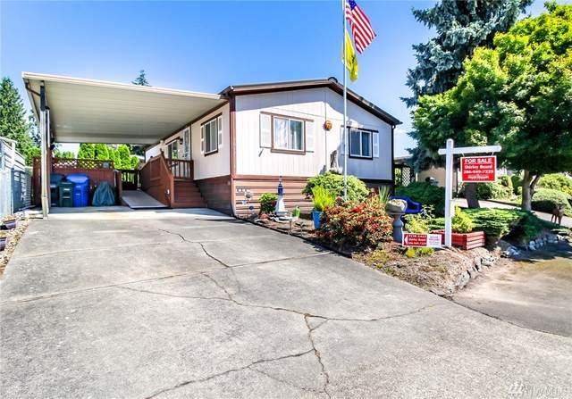 7017 141th Ave E #56, Sumner, WA 98390 (#1629220) :: Ben Kinney Real Estate Team