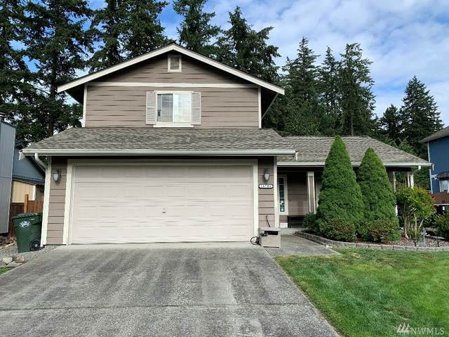16701 10th Av Ct E, Spanaway, WA 98387 (#1629274) :: Keller Williams Realty
