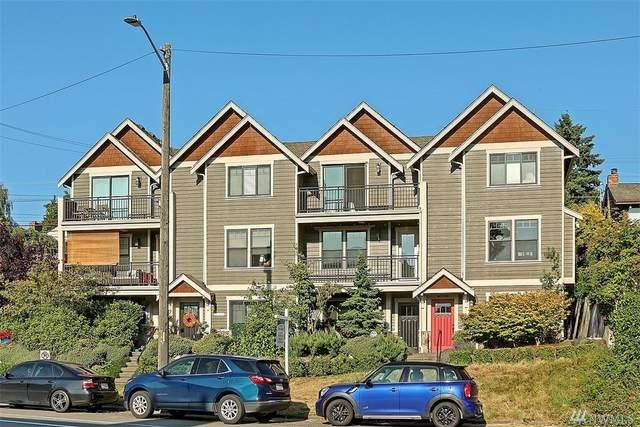 6300 Fauntleroy Wy SW C, Seattle, WA 98136 (#1629430) :: Mike & Sandi Nelson Real Estate