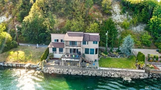 13313 Shoreline Drive SE, Olalla, WA 98359 (#1629497) :: Ben Kinney Real Estate Team