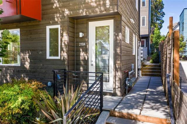 219 23rd Ave E A, Seattle, WA 98112 (#1629508) :: Tribeca NW Real Estate