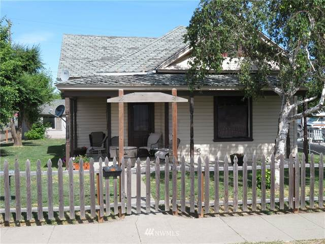 201 E Alder Avenue, Ritzville, WA 99169 (#1629516) :: Alchemy Real Estate