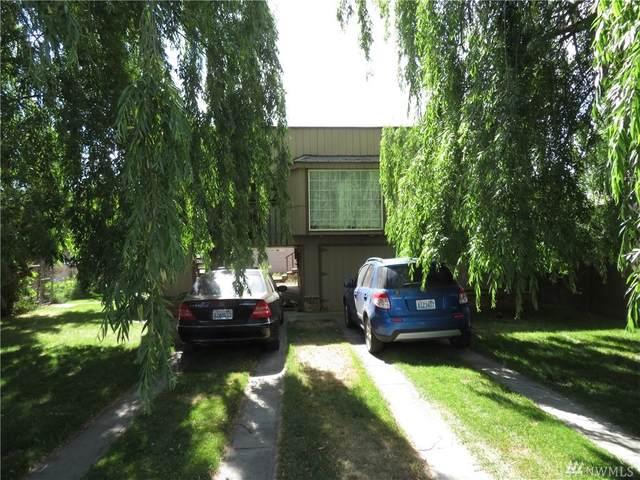 106 E Birch Avenue, Ritzville, WA 99169 (#1629525) :: Hauer Home Team