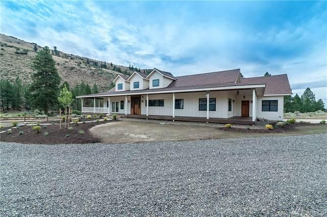5180 Secret Canyon Rd, Ellensburg, WA 98926 (#1629579) :: Pickett Street Properties