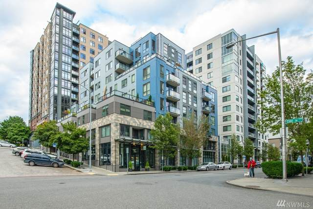 81 Clay St #223, Seattle, WA 98121 (#1629638) :: My Puget Sound Homes