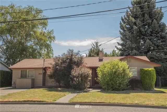 104 E 17th Avenue, Ellensburg, WA 98926 (MLS #1629720) :: Nick McLean Real Estate Group