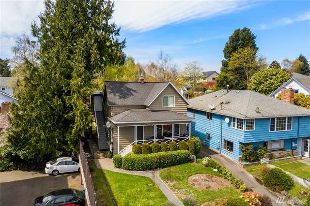 6511 32nd Ave NW, Seattle, WA 98117 (#1629738) :: Better Properties Lacey