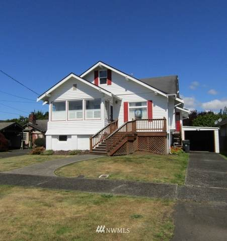 814 Spruce Street, Hoquiam, WA 98550 (#1629762) :: NW Home Experts