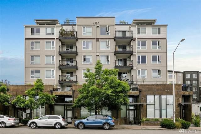 12334 31st Ave NE #409, Seattle, WA 98125 (#1629851) :: Ben Kinney Real Estate Team