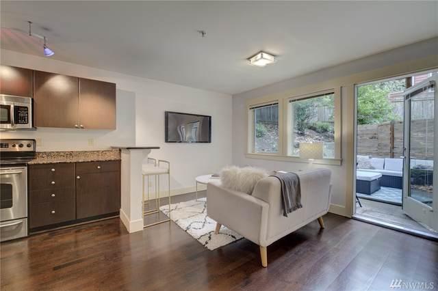 120 NW 39th St #105, Seattle, WA 98107 (#1629956) :: Alchemy Real Estate