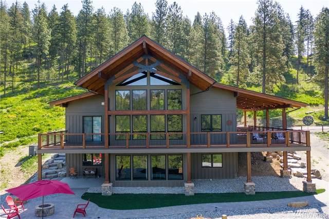 239 Foxridge Lane, Leavenworth, WA 98826 (#1629973) :: NW Home Experts