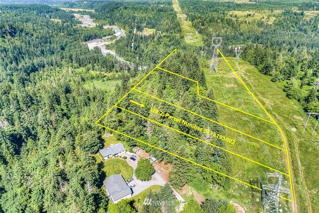0 243rd (Lot 2) Street E, Graham, WA 98338 (#1629978) :: Keller Williams Realty