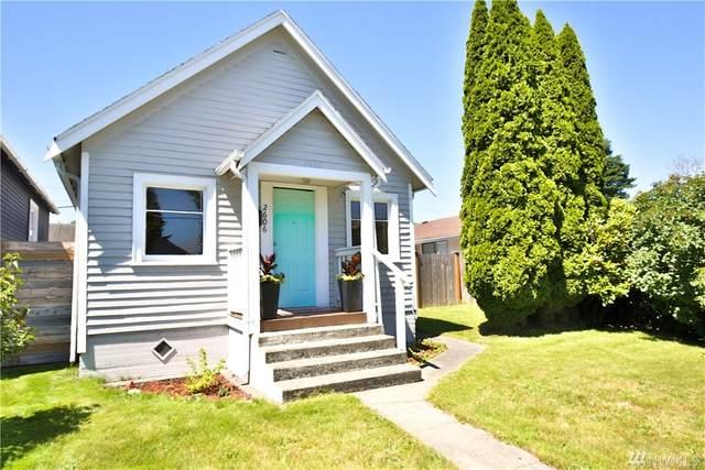 2606 Walnut St, Everett, WA 98201 (#1630138) :: The Shiflett Group