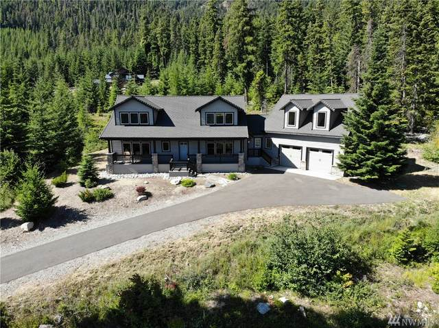 241 Highmark Dr, Cle Elum, WA 98922 (#1630147) :: Lucas Pinto Real Estate Group