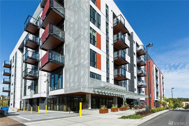 1085 103rd Ave NE #501, Bellevue, WA 98004 (#1630292) :: Better Properties Lacey